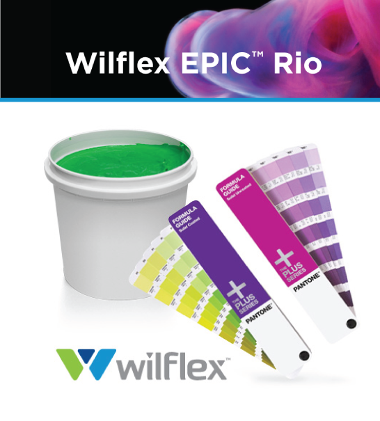 Wilflex Epic Rio Finished Ink Mixing System Garston