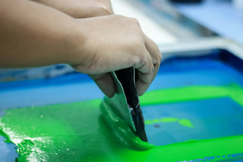 screen printing ink 2